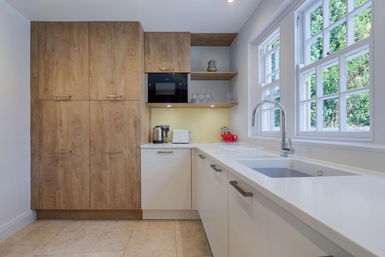 BR Plumbing & heating Kitchen image